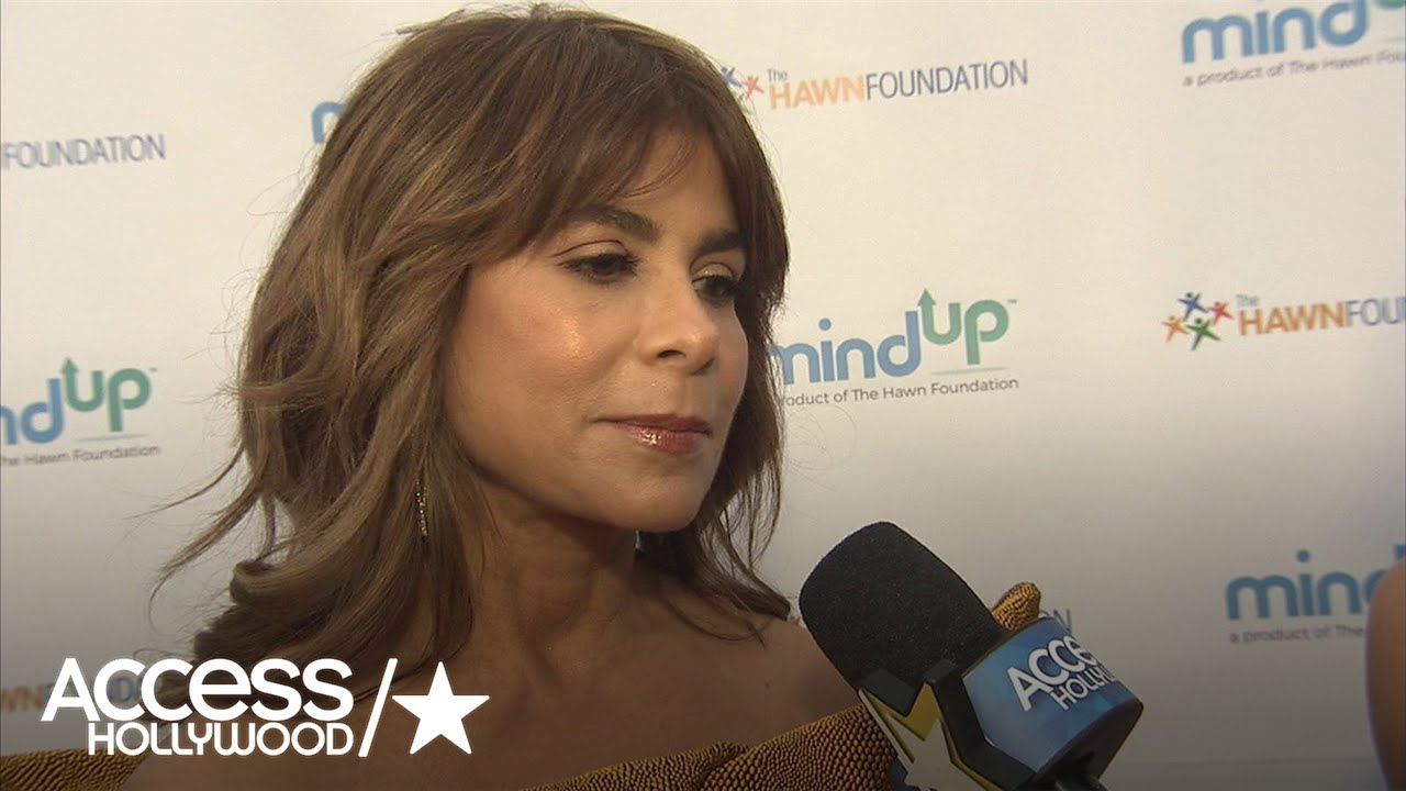 Paula Abdul On The Song Prince Wrote For Her | Access Hollywood