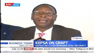 The Kenya private sector alliance calls for renewed zeal on graft