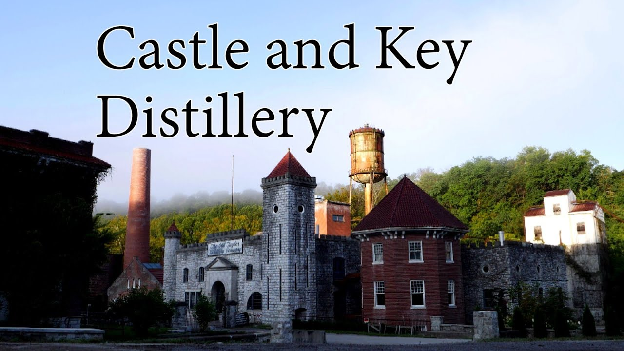 Mainstreet Castle And Key Distillery Youtube