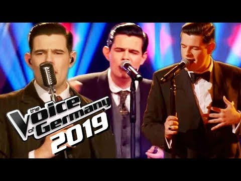 Best of Lucas Rieger | The Voice of Germany 2019