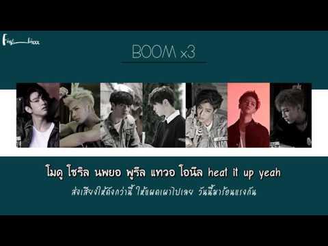 [THAISUB] GOT7 - BOOM x3