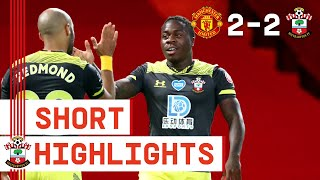 90-SECOND HIGHLIGHTS: Manchester United 2-2 Southampton | Premier League
