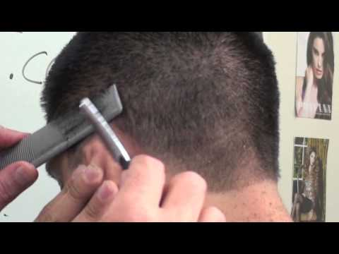 how to do a razor cut