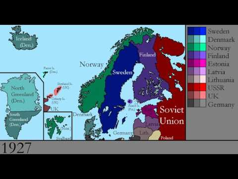 History of the Nordic Nations: 1815-2017