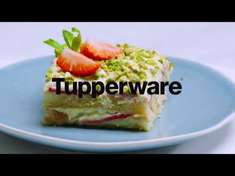 tupperware®---tiramisu-fraises-et-pistaches
