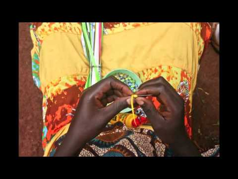Ekisa Paper Beads Recycled Jewelry from Uganda Africa