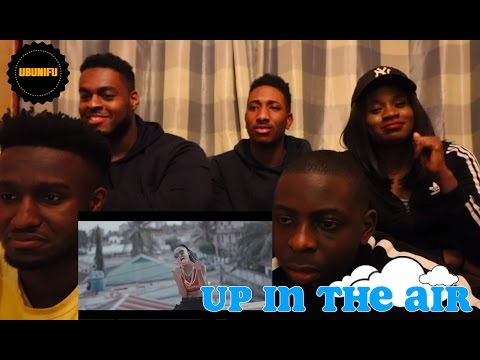 Rosa Ree - Up In The Air ( UK GUYS REACTION ) || @rosa_ree1 @UbunifuSpace