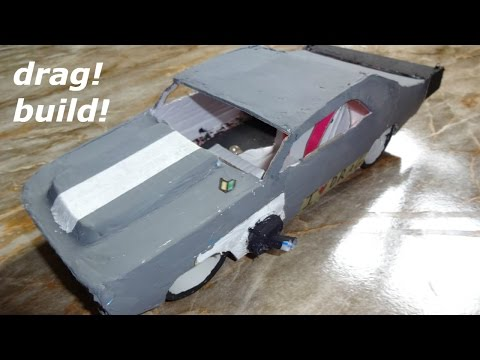 how to make a Chevorlet Camaro ss with cardboard | easy (part 2)