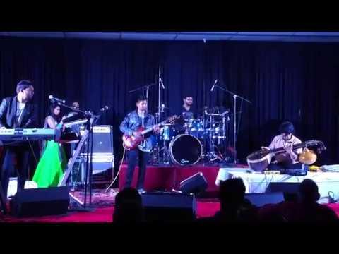 Munbe Va Fusion - Rajesh Vaidhya's insane Veena performance