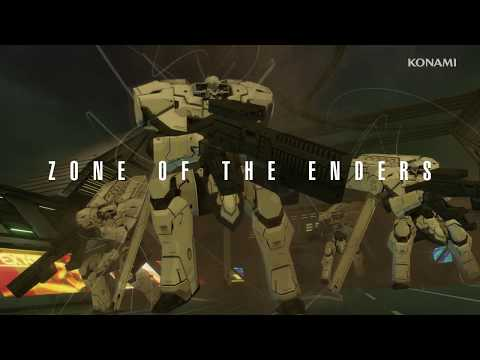ZONE OF THE ENDERS THE 2nd RUNNER : M∀RS Opening Trailer
