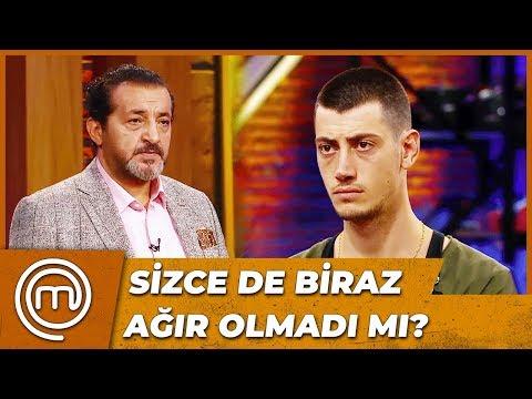 Alican'dan Beklenmedik Soru | MasterChef Türkiye 37.Bölüm