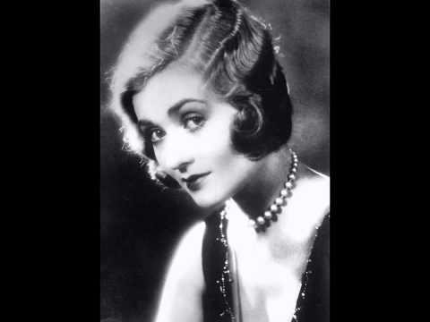 Movie Legends - Constance Bennett (Young)