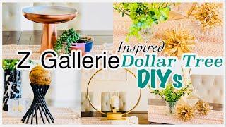 Z GALLERIE Inspired DOLLAR Tree DIY Decor!!