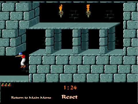 Prince of Persia (NES) - Speed Run