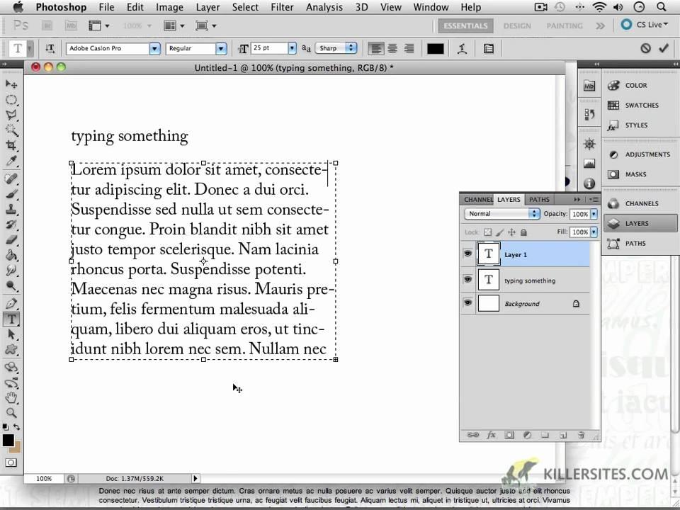 Photoshop cs5 block text youtube photoshop cs5 block text ccuart Gallery