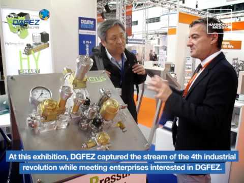DGFEZ Special report - Hannover Messe 2017