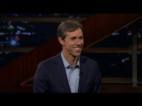 Beto O\'Rourke | Real Time with Bill Maher (HBO)