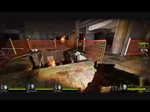 Left 4 Dead Attica Region 2.0: Attica Region Gameplay