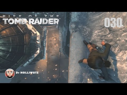 Rise of the Tomb Raider #030 - Point of no return [XBO][HD] | Let's play Tomb Raider