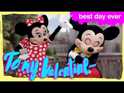 Best Valentine's Day Ever | WDW Best Day Ever
