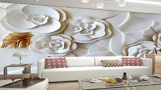 Stunning 3D Wallpaper for Wall Decoration | Home decoration ideas