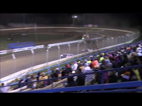 American Modified Series Heat #6 from Florence Speedway, October 22nd, 2016.