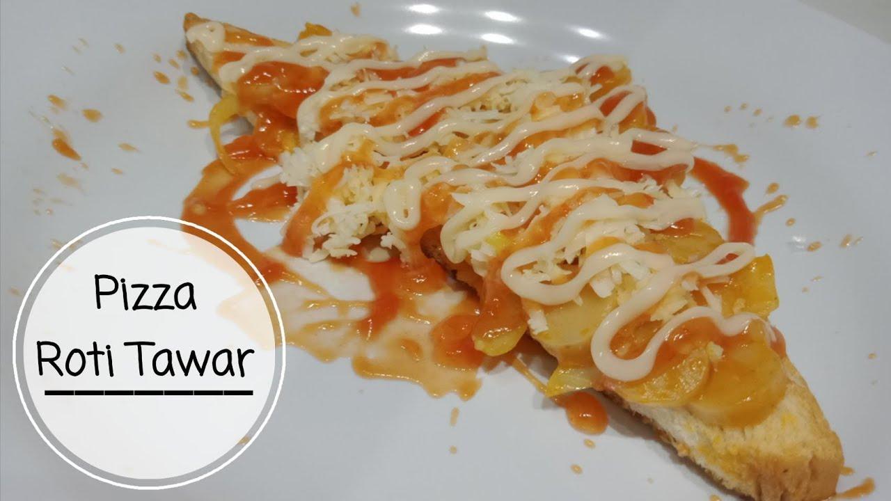 Cara Membuat Pizza Dari Roti Tawar || Simpel