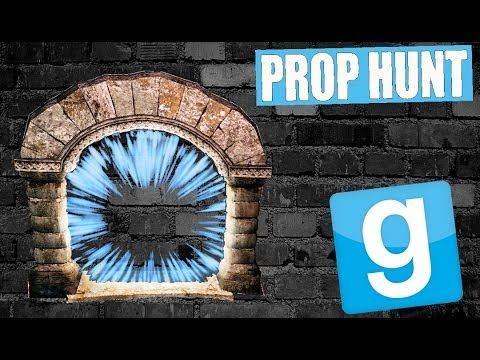 how to play prop hunt on gmod