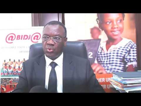 Rentrée scolaire 2016: M.Kabran Assoumou, Dir-cab au ministère de l`éducation nationale en direct