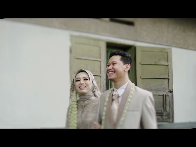Teaser Cinematic Wedding Clip Of Dita & Firman by Paradise Photography