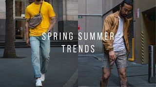 Spring Summer 2019 Trends You Can Pull Off