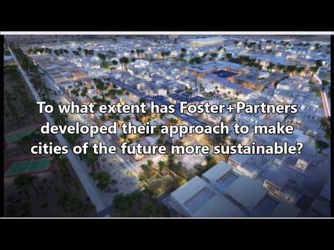Foster + Partners Sustainable Development Masdar City
