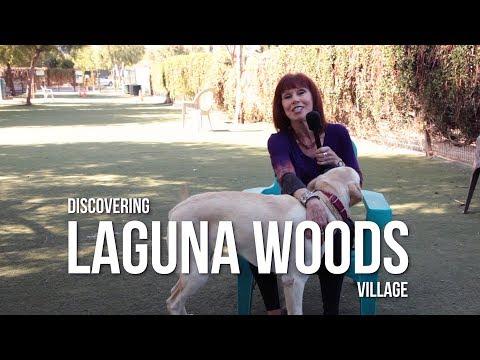 Discovering Laguna Woods - Dog Park - November 2018