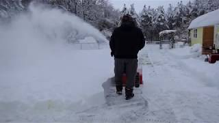Ariens Deluxe 30 EFI or TroyBilt Storm 2860 Which One Is Best For You?