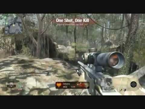 Black ops Sniper montage