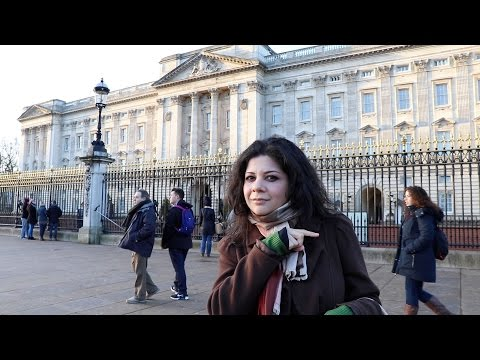 London: Royal Parks, Buckingham Palace, and Henry the 8th