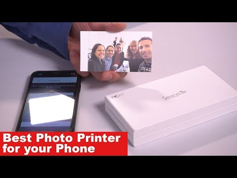 The Best Photo Printer for Phone - Mobile Printer Review