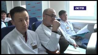 Руководители и специалисты Дорожной больницы Южно-Сахалинска проходят обучение(, 2015-12-03T05:08:15.000Z)