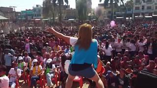 Saraswati Lama Live Concert Dang Holi Dhamaka 2017