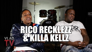 Rico Recklezz on Not Taking Soulja Boy Putting $100K on His Head Seriously