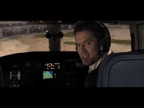 Michael Owen's brilliant plane commercial.