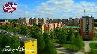 видео Город Мирный (Якутия): карьер алмазный. История, описание, фото