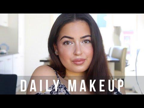 MIJN DAILY MAKE-UP - makeupartistfadim