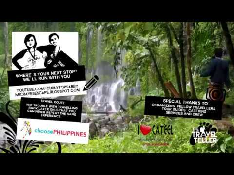 MJ Craves Escape | Aliwagwag Falls, Cateel, DavOR feat. Curlytops