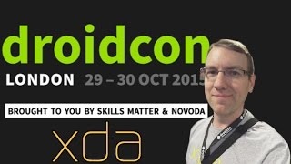 Punching Things at DroidCon UK 2015!