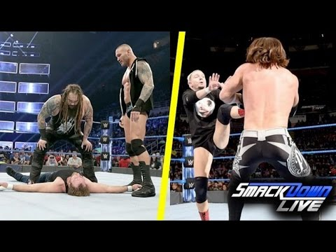 WWE Smackdown Live 21/12/2016 Highlights HD - WWE Smackdown Live 21 December 2016 Highlights HD thumbnail