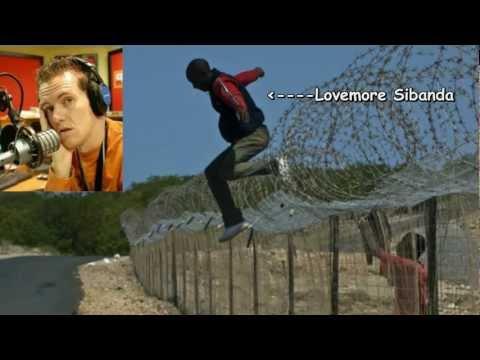 Whackhead Pranks South African Border Officials - The Lovemore Sibanda Debacle. (*_*)