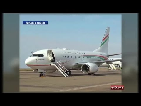 New presidential jet cases outrage in Niger