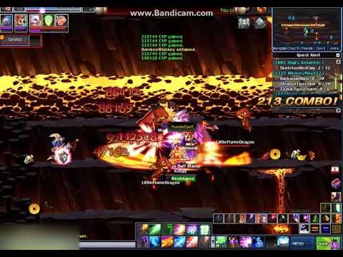 Soul Saver Online Hunting with Assassin Job 3 Shadow walker