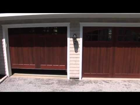 Clopay door designers tell all youtube for Buy clopay garage doors online